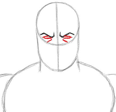 Super Simpel Sketsa Atau Menggambar Batman Belajar Menggambar