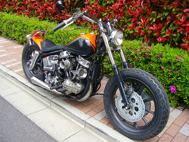 Harley Davidson Panhead 1959 By Hip Line Motor Recycle Shop Hell Kustom