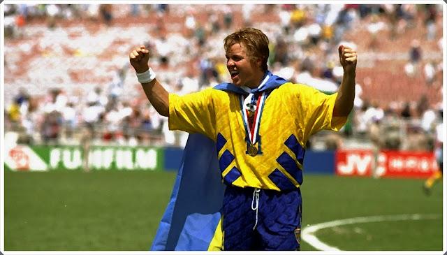 Thomas Brolin Suécia 1994