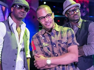 Music: Ejeajo - P Square ft T. I (throwback songs)