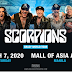 SCORPIONS band announced March 2020 concert in Manila
