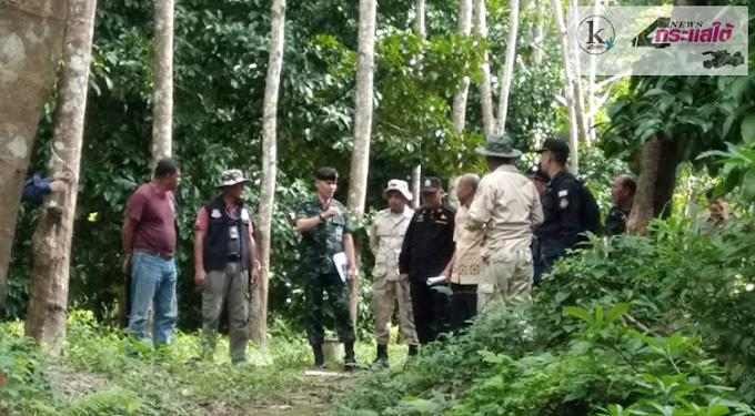 สตูล บูรณาการปฏิบัติการประเมินแผนแม่บทป่าไม้ตามโครงการทางคืนผืนป่า