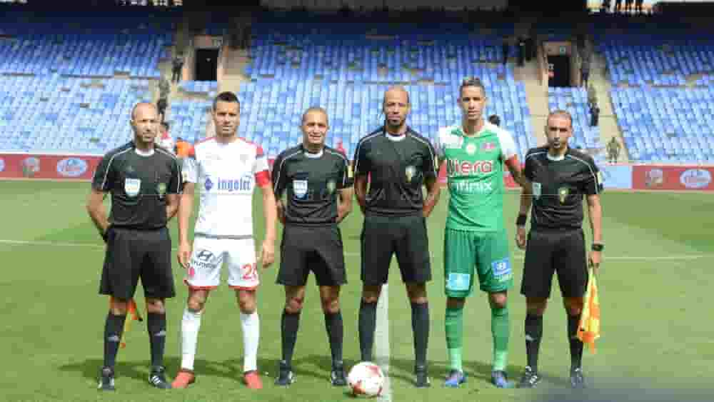 رسميا الجامعة تعلن عن موعد إستئناف البطولة المغربية