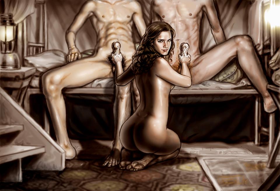 Harry potter fan fiction erotica
