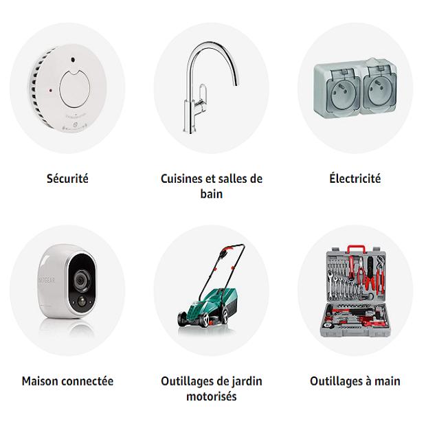 BRICOLAGE : Amazon.fr - Achat en ligne dans un vaste choix sur la boutique Bricolage.