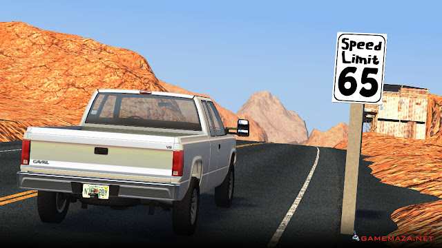 BeamNG Driver Gameplay Screenshot 1