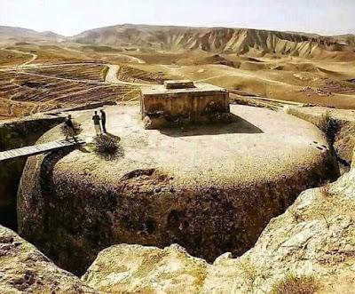 अफगानिस्तान में टाइम वेल में फंसा मिला महाभारत कालीन विमान