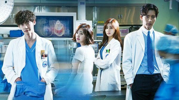 Bác Sĩ Xứ Lạ - Doctor Stranger (2014)