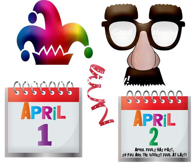 Good Morning Happy April Fools Day!