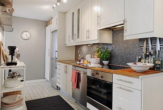 15 Fotos De Cocinas Peque As Colores En Casa