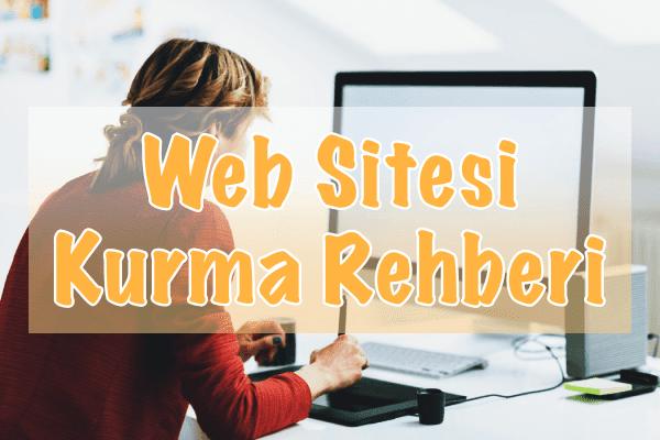 Web Sitesi Açmak