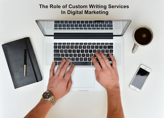 Custom Writing Services In Digital Marketing