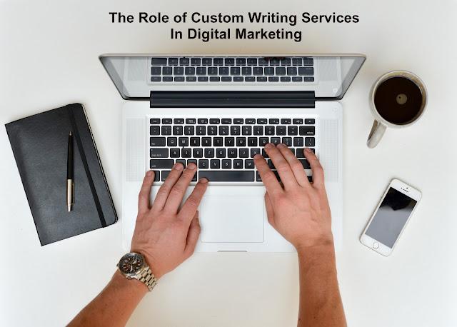 Custom Writing Services In Digital Marketing