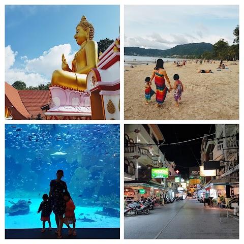 【泰国普吉岛亲子游】三天两夜亲子自由行 Phuket Thailand Family Trip| 住宿、 美食、 行程推荐