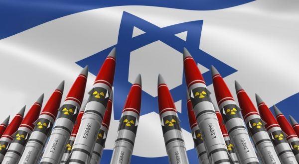 Israel Waspada Reaktor Nuklirnya Diserang Rudal Iran