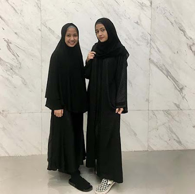 Salsalah Pakai Hijab