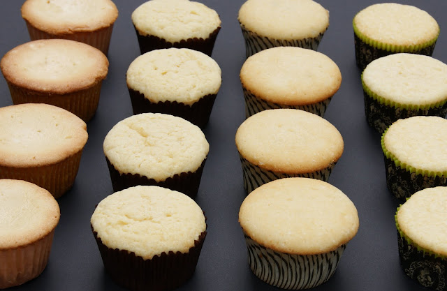 Testing the BEST Vanilla Cupcakes image