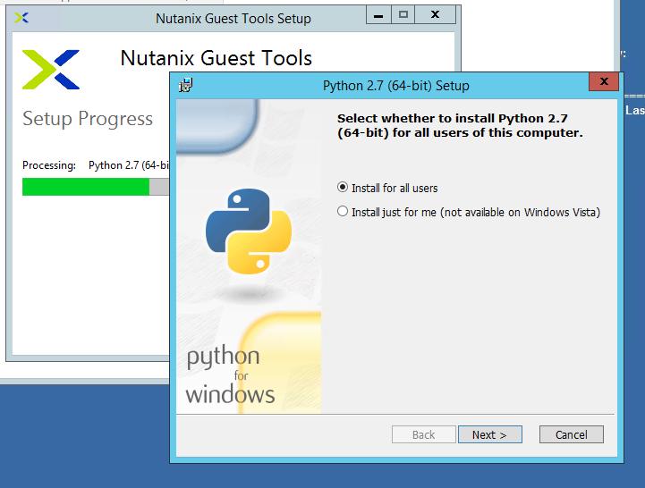 Nutanix Vm Mobility Installer Driver Download