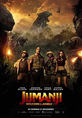 Xem Phim Jumanji: Trò Chơi Kỳ Ảo - Jumanji: Welcome To The Jungle