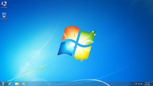 Windows 7 Professional tích hợp Net Framework 4.6.2, Microsoft Visual C++, IE11, no soft không cá nhân hóa