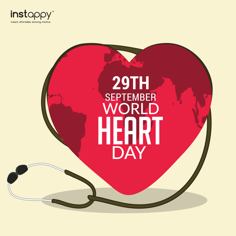 World Heart Day Wishes