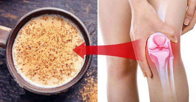 The Best Natural Drink to Strengthen Knees and Help Rebuild Cartilage and Ligaments