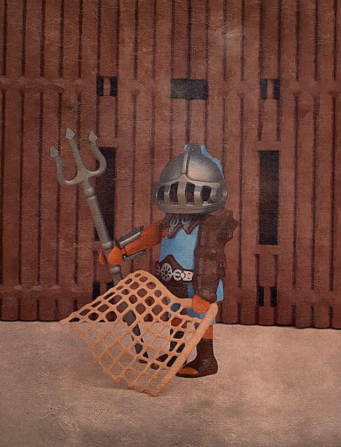 Playmobil Custom Gladiators