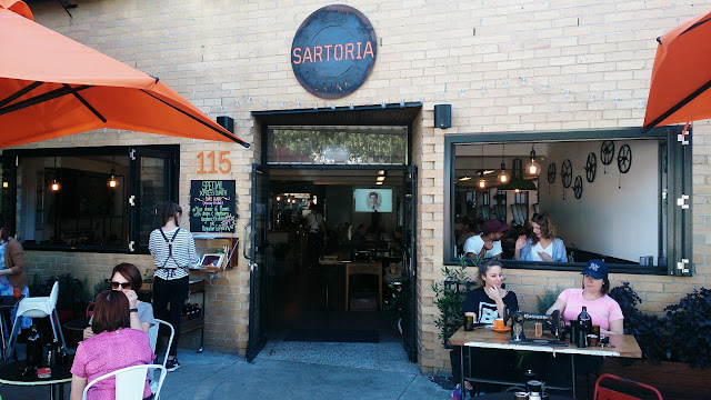 Sartoria, Preston, cafe