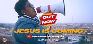 DOWNLOAD MP3: Judikay - Jesus Is Coming [Audio, Lyrics & Video]