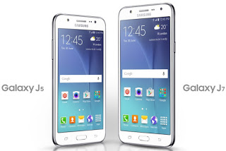 Perbedaan Samsung Galaxy J5 dan J7