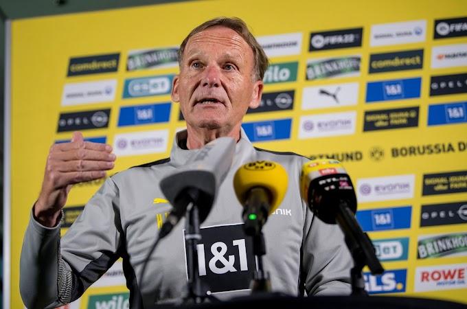 Hans-Joachim Watzke fala sobre as pretensões do BVB para a nova temporada