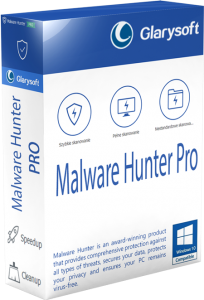Glarysoft Malware Hunter Pro 1.53.0.504 With License Keys Free Download