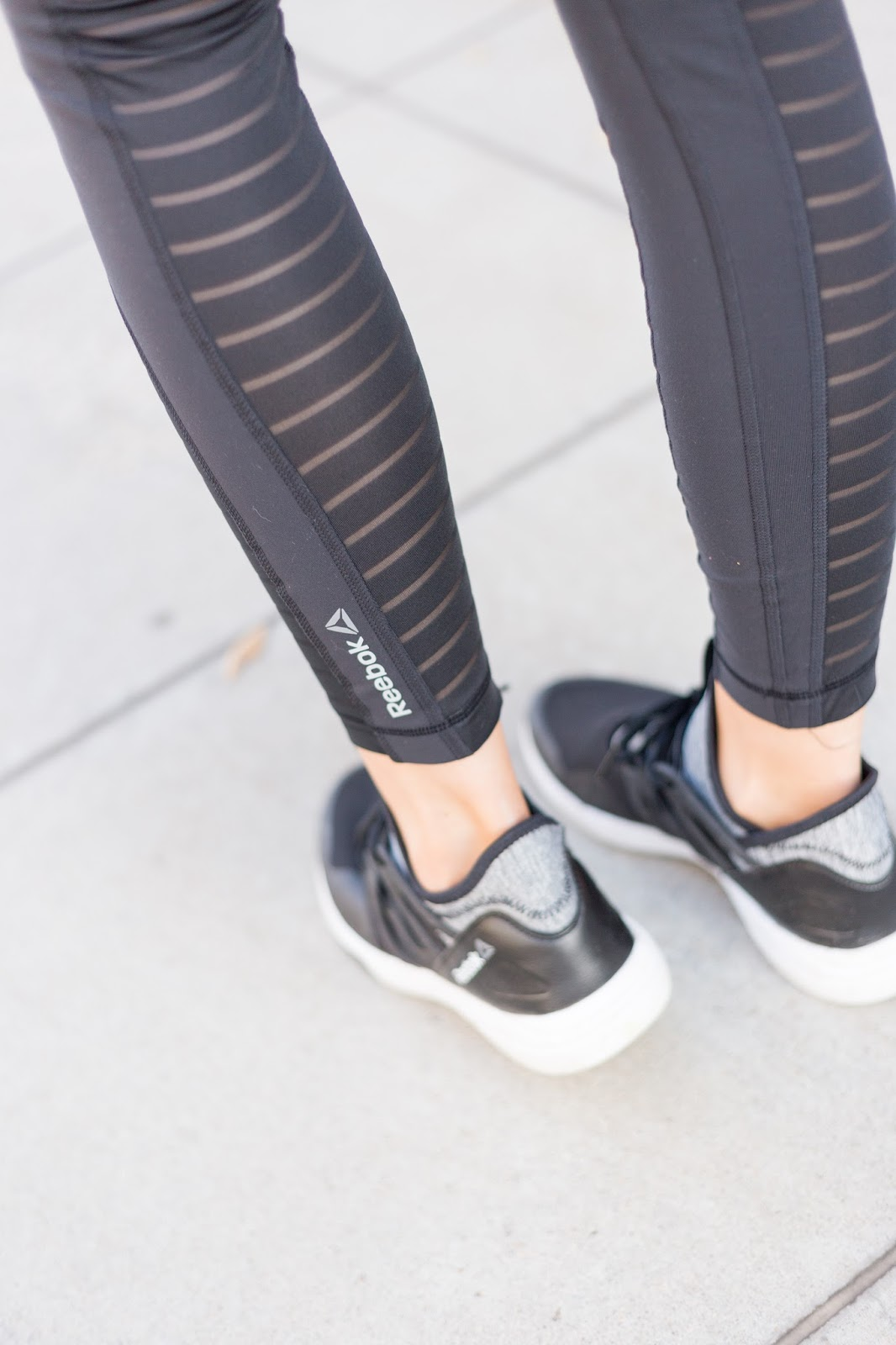 Staying in Shape During the Holidays with Reebok by popular Colorado blogger Eat Pray Wear Love