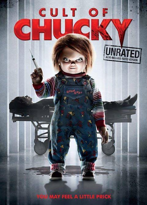 Cult of Chucky [2017] [DVDR] [NTSC] [Latino] [Unrated]