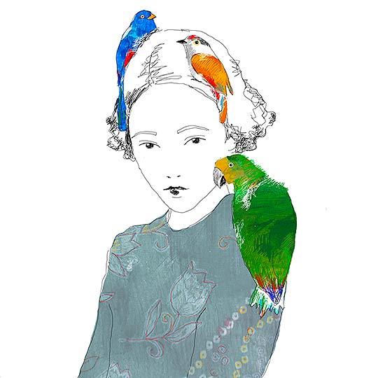 Ilustración de Julia Díaz