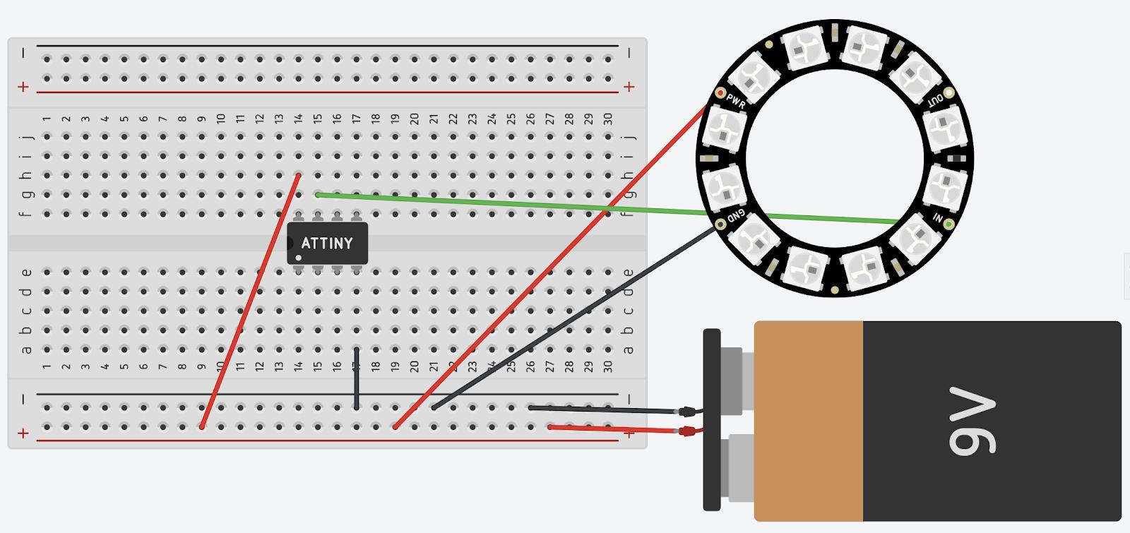 Open Blackboard: Milling PCBs: Tinkercad Circuits, Eagle