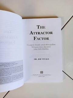 The Attractor Factor: 5 Langkah untuk Mewujudkan Kekayaan (atau Apa pun) yang Anda Idamkan
