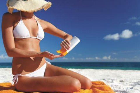 Un coup de soleil comment bien soigner bien tre - Comment soigner coup de soleil ...