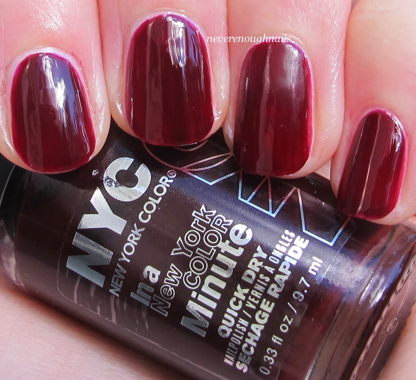 Never Enough Nails: NYC Halloween Goodies 2014 Swatches and Review!