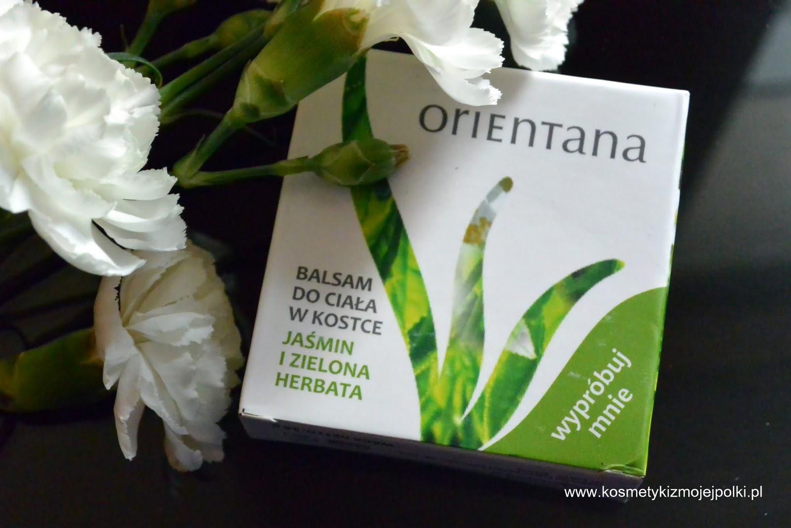 Balsam w Kostce Orientana - HIT? czy wynalazek?