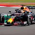 Verstappen lidera com folga o primeiro treino livre do GP de Silverstone, Hulkenberg volta ao grid da F1 no lugar de Perez