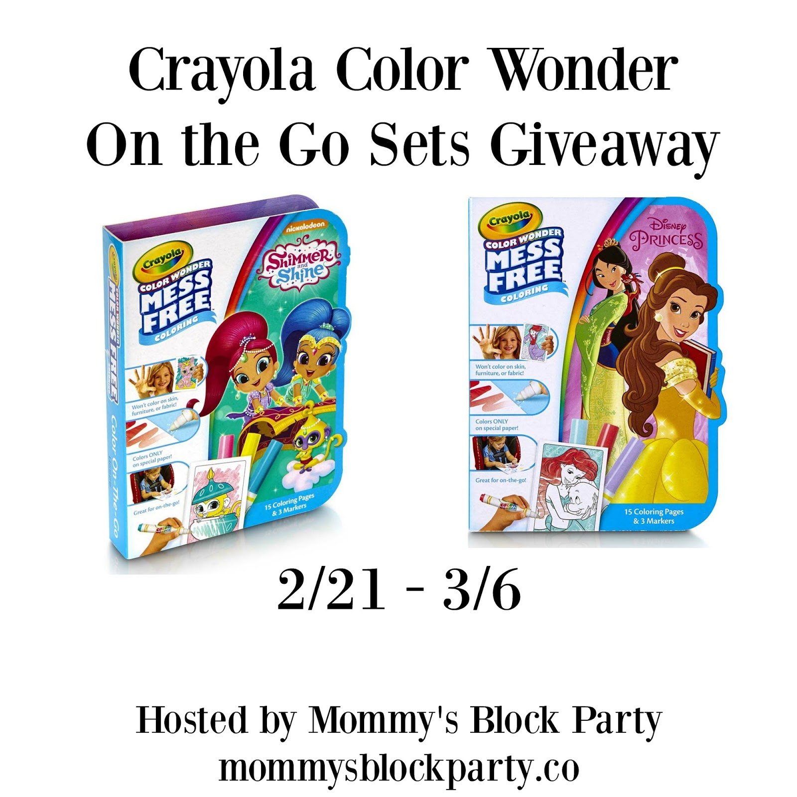 mommy u0027s block party why we love the new crayola color wonder on