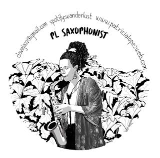 Wanderlust Nuevo Disco de Patricia López Saxofonista