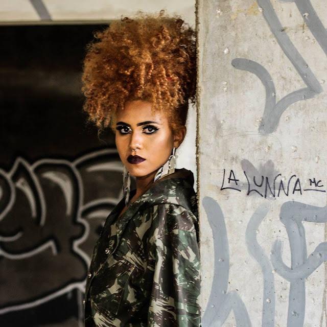 """A rapper baiana La Lunna chega """"Sem Massagem"""" em seu primeiro clipe"""