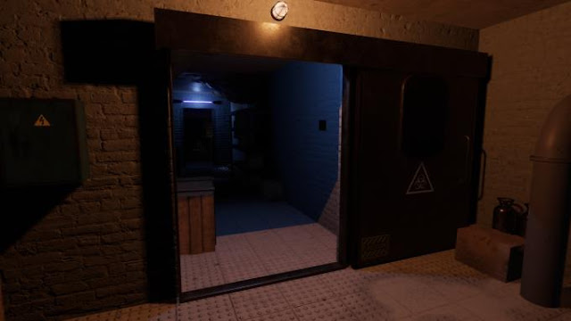 INFECTIS — greets you in a new adventure game, where on the storyline, you wake up in an unfamiliar place, completely disoriented and your thoughts are foggy.