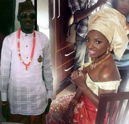 tuface annie wedding Photographer Drags TuFace, Annie To Court Sues Him N120m Over Wedding Pictures