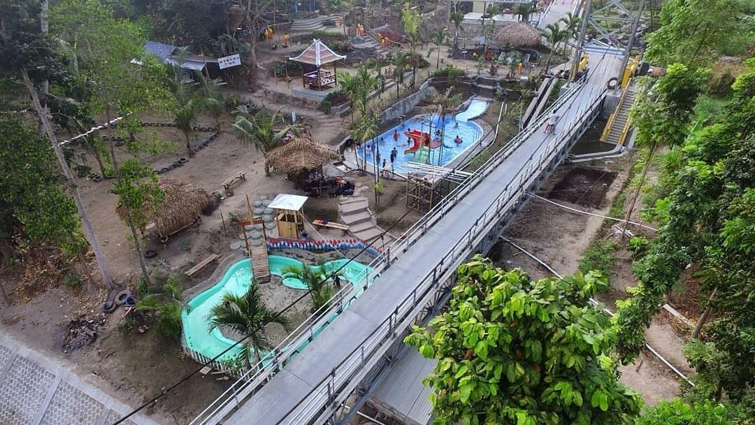 Destinasi Wisata Baru Taman Puspa Gading Bantul