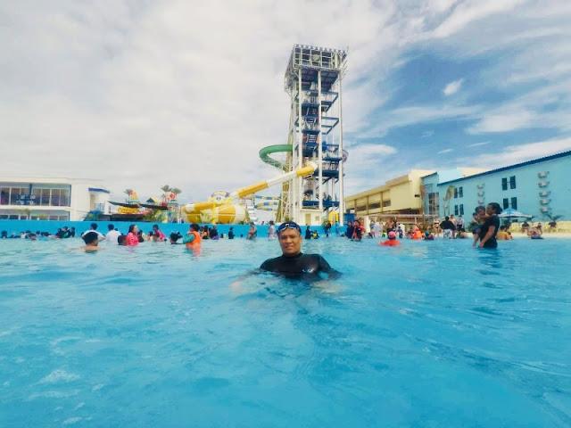 WaterWorld Cebu Tsunami Wave Pool Schedules