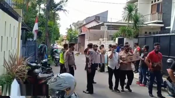 Rumah Dijaga Ketat Polisi, Nikita Mirzani: Saya Ini Aset Negara!