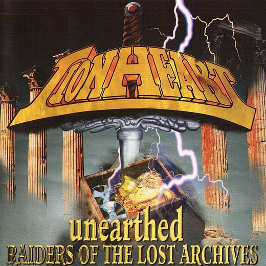 LIONHEART - Unearthed; Raiders Of The Lost Archives [Japan Only] Out Of Print full